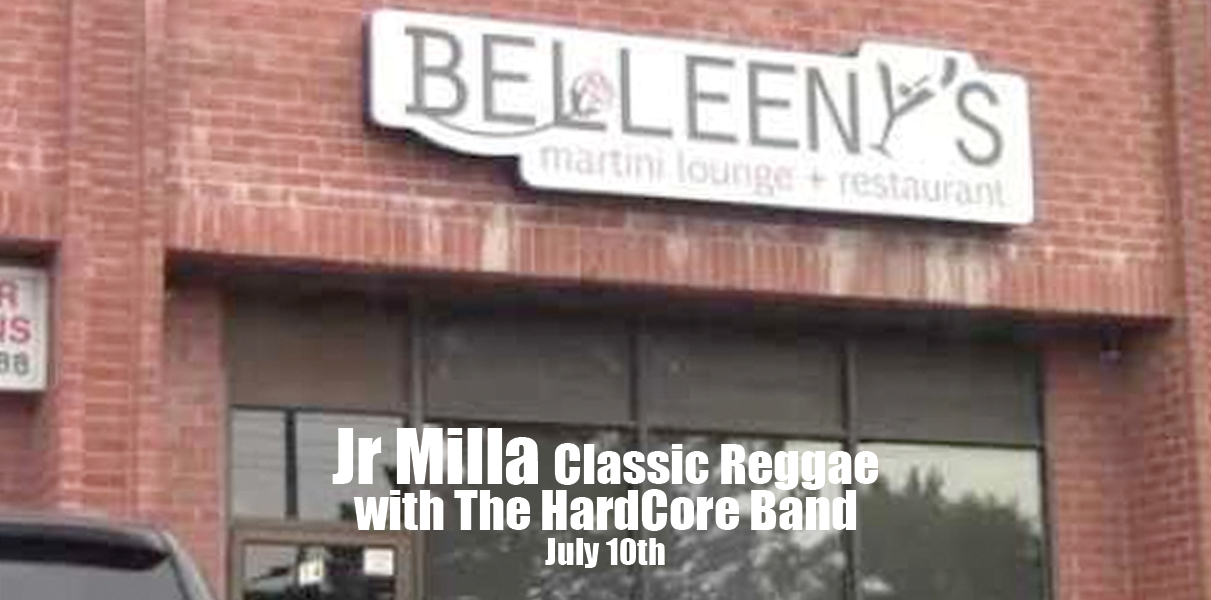 Jr Milla Reggae event toronto July 10th