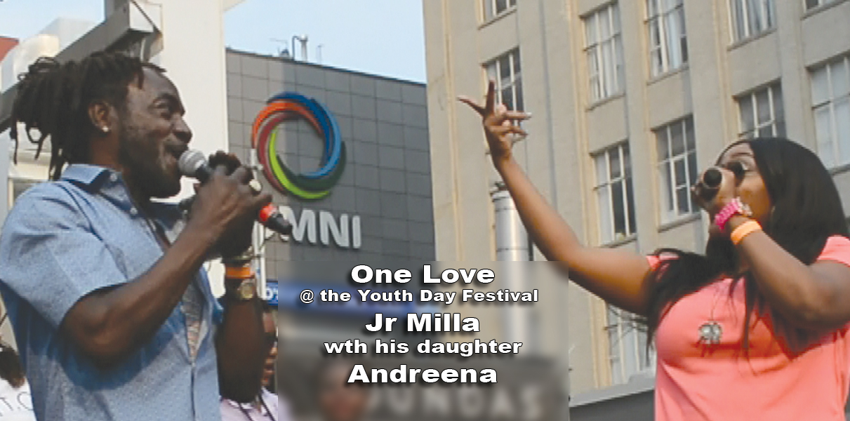 One Love (Bob Marley) Covered by Jr Milla