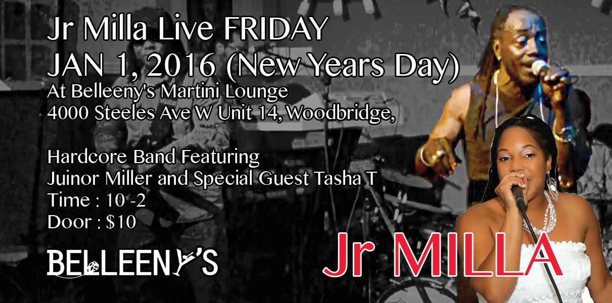 Belleeny's official after party Jan 1 2016